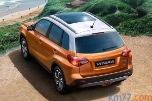 Novo Suzuki Vitara 2