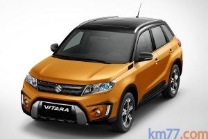 Novo Suzuki Vitara 4